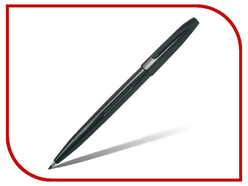 Купить Ручка капилярная Pentel Sign Pen 0.7mm Black S520-A, Япония