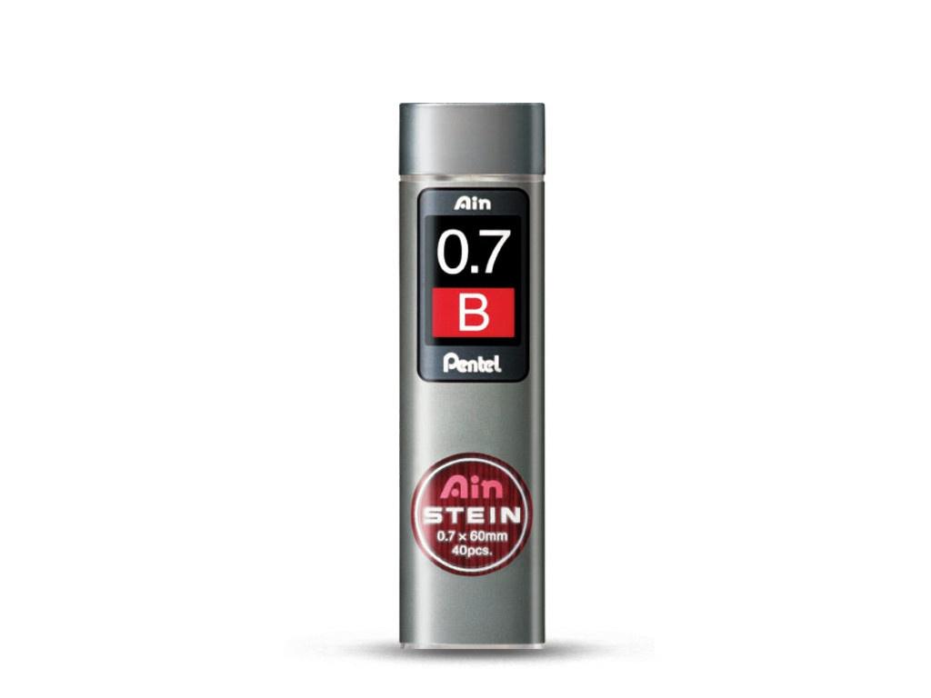 Грифель Pentel Ain Stein 40шт 0.7mm C277-B