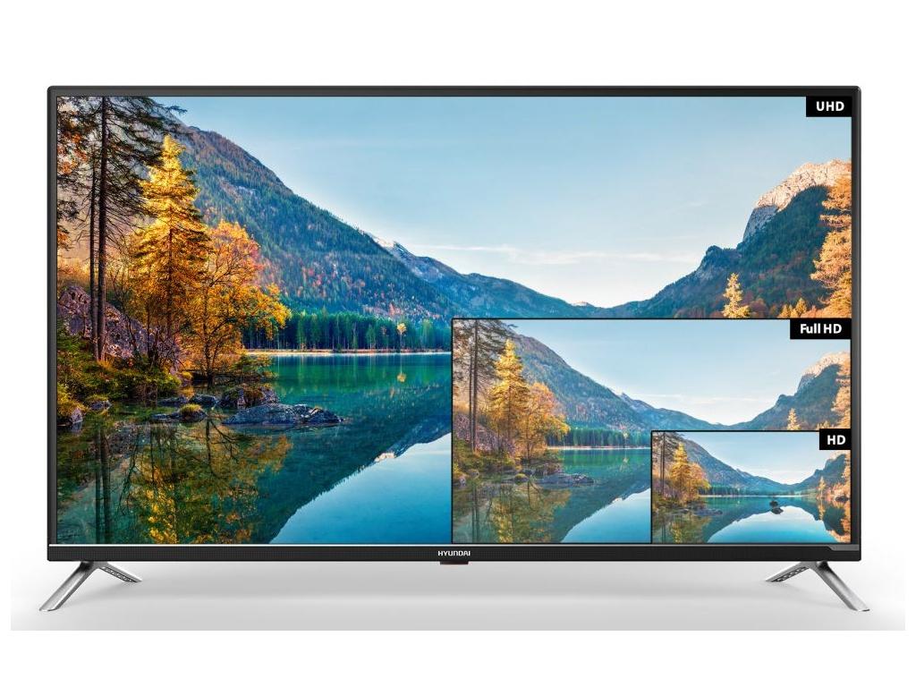 Телевизор Hyundai H-LED43U601BS2S цена 2017