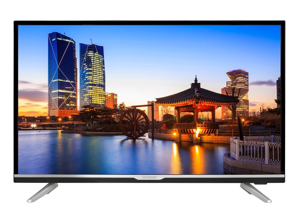 Телевизор Hyundai H-LED48F502BS2S цена 2017
