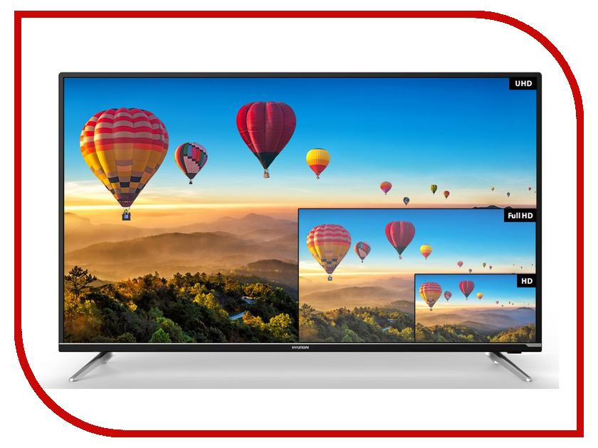 Телевизор Hyundai H-LED50U601BS2S цена
