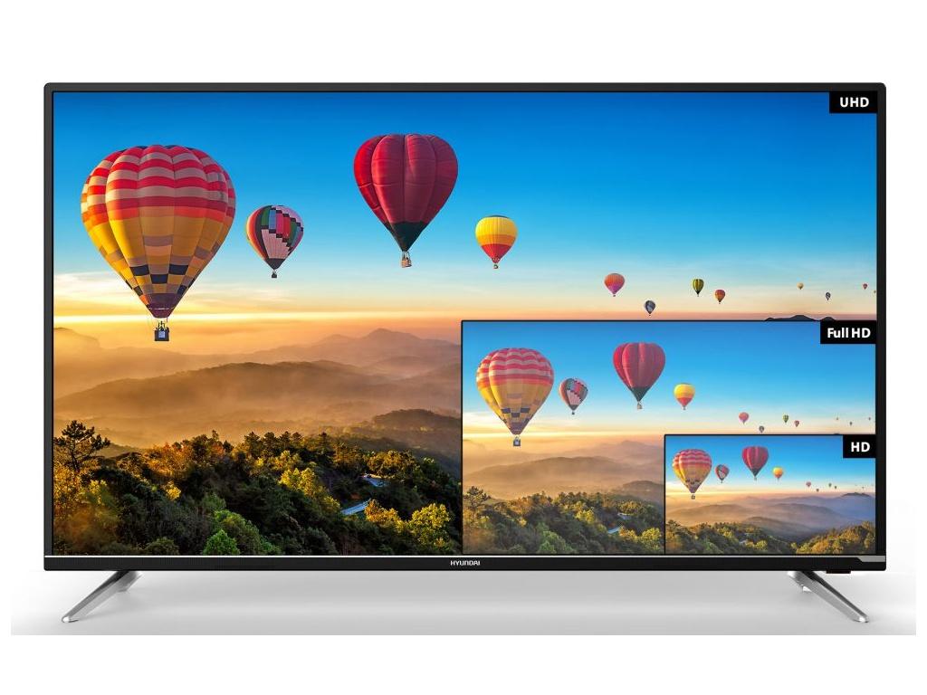 Телевизор Hyundai H-LED50U601BS2S цена 2017