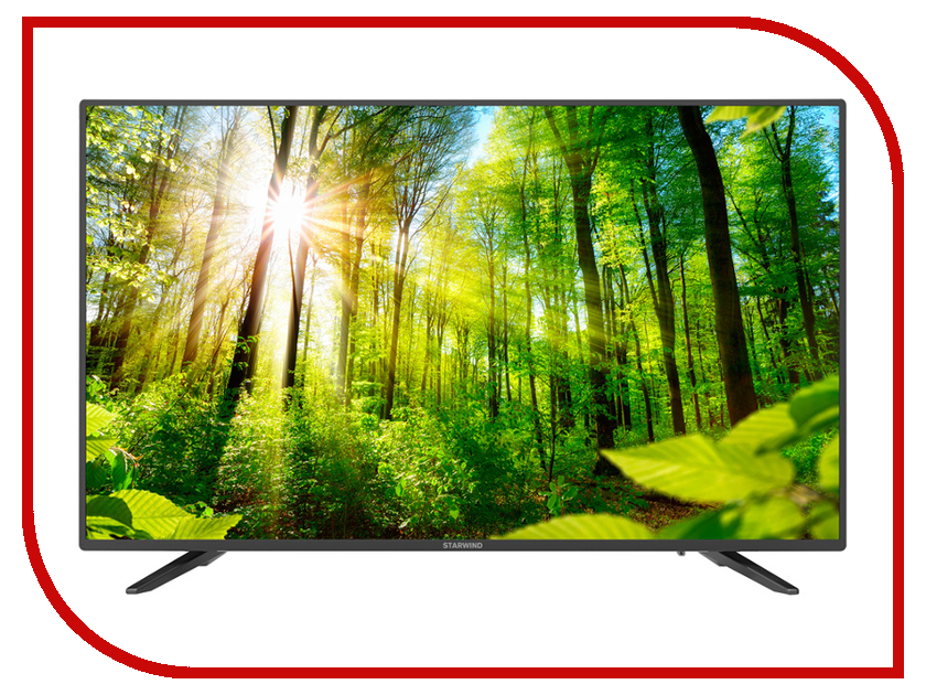 Телевизор STARWIND SW-LED40F305BS2 sw 10w