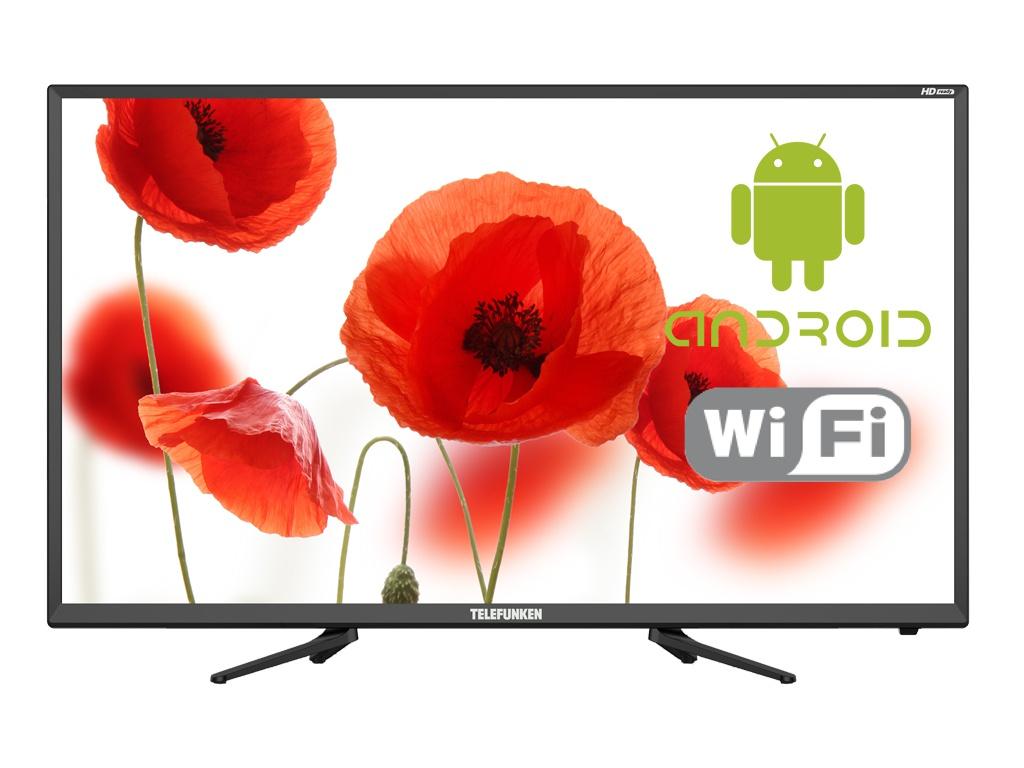 все цены на Телевизор TELEFUNKEN TF-LED32S82T2S онлайн