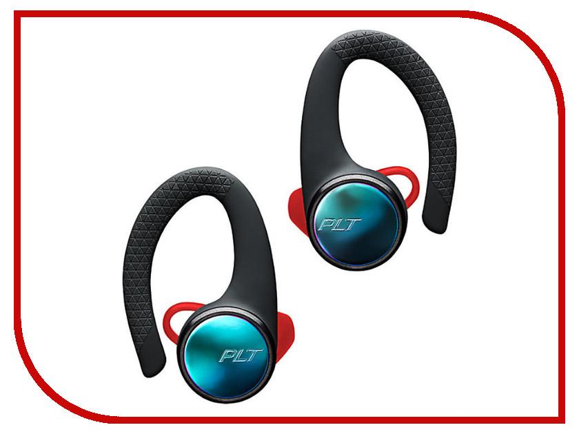 цена на Plantronics BackBeat Fit 3100 Black Matt-Red 211855-99