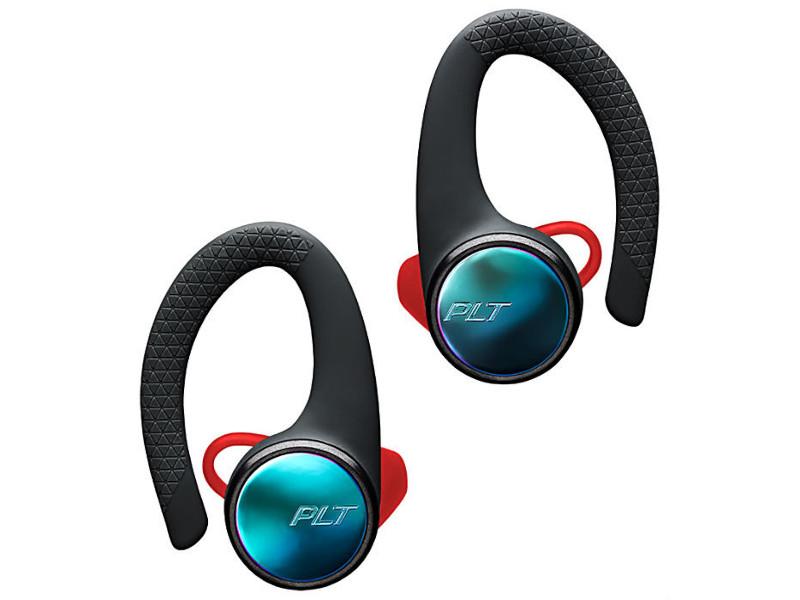 Plantronics BackBeat Fit 3100 Black Matt-Red 211855-99 цена и фото