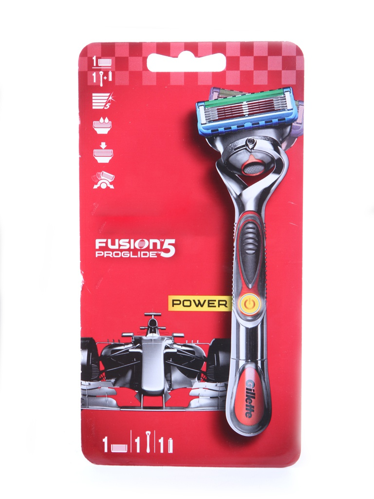 Бритва Gillette Fusion ProGlide Power Flexball 81523294