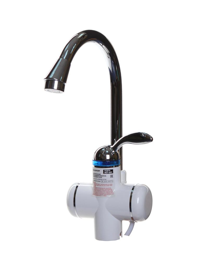 Кран мгновенного нагрева воды Unipump BEF-001 80-0300