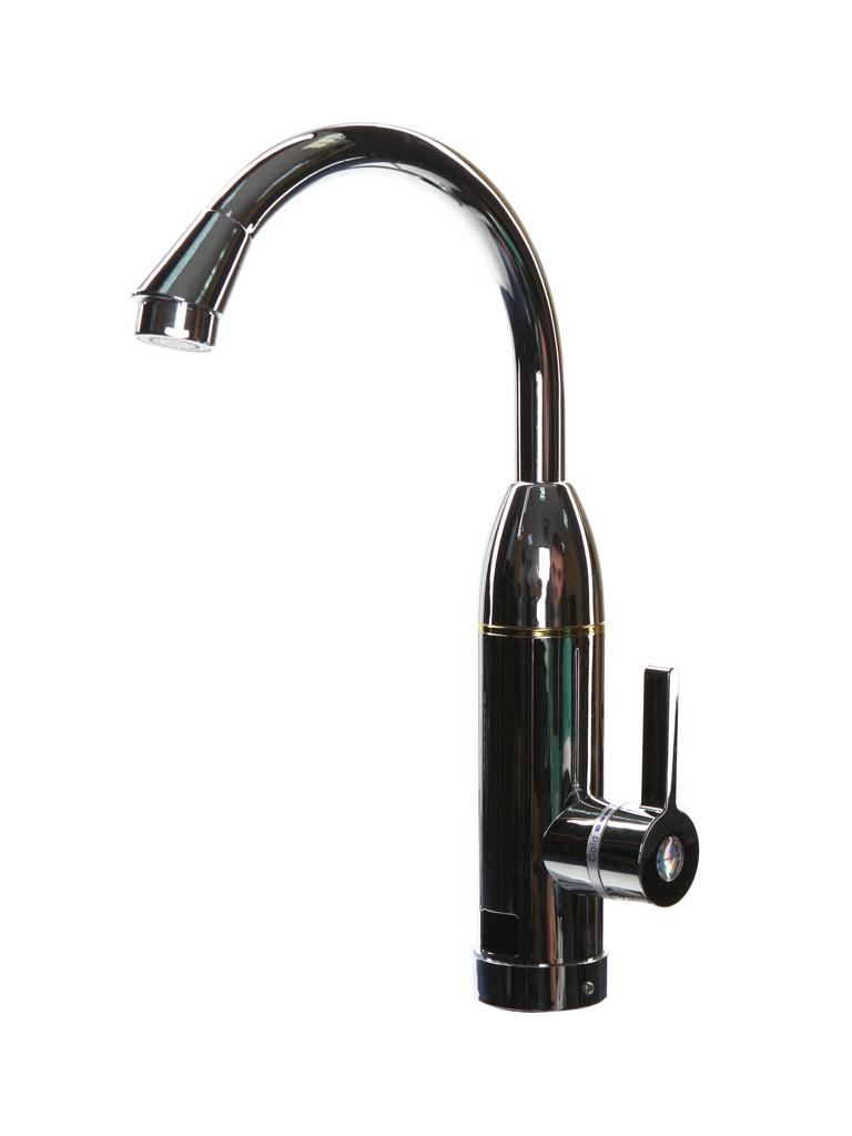 Кран мгновенного нагрева воды Unipump BEF-016-03 80-0305 кран водонагреватель проточного типа unipump bef 003 178