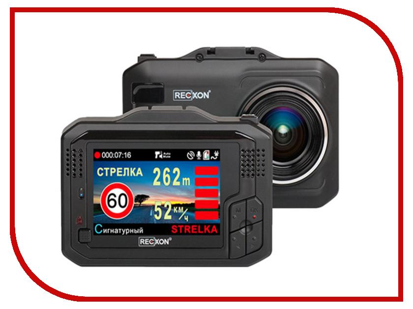 Видеорегистратор Recxon Smart Signature видеорегистратор recxon qx 4