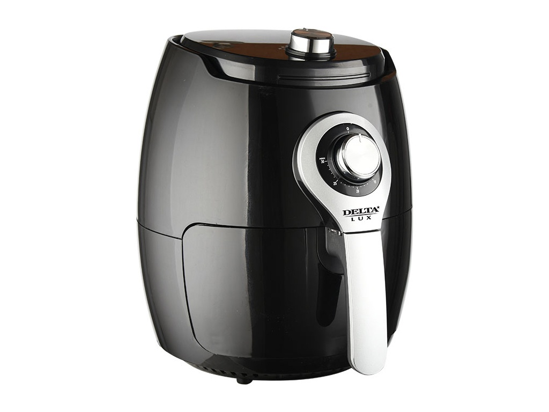 Мини печь Delta Lux DL-6100 Black