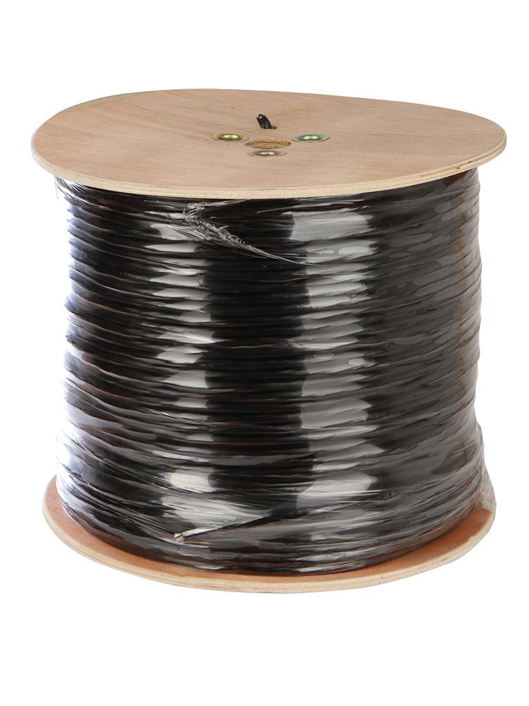 Сетевой кабель 5bites FTP / SOLID / 6CAT / CCAG / PE / BLACK / OUTDOOR / DRUM / 305M FS6570-305APE