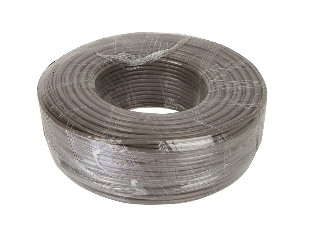 Сетевой кабель 5bites UTP / SOLID 5E CCA+CCS PVC 100M US5400-100S