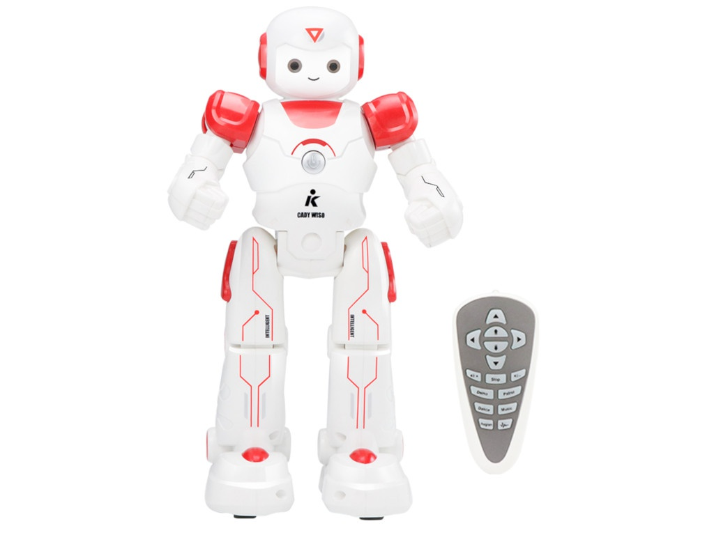 Игрушка JJRC R12 Smart Robot With Intelligent запчасть rubena r12 tomcat 29 x 2 10