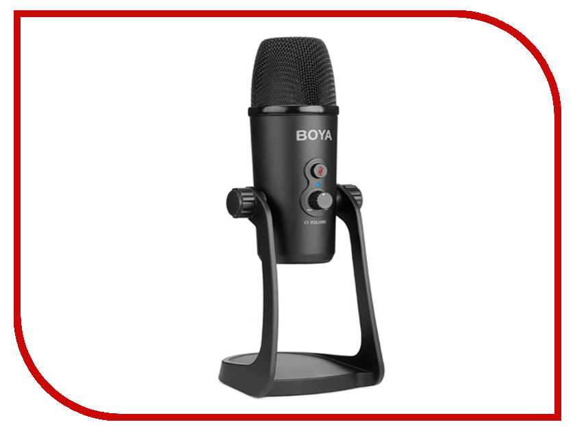 Микрофон Boya BY-PM700 USB микрофон recording tools mcu 01c usb