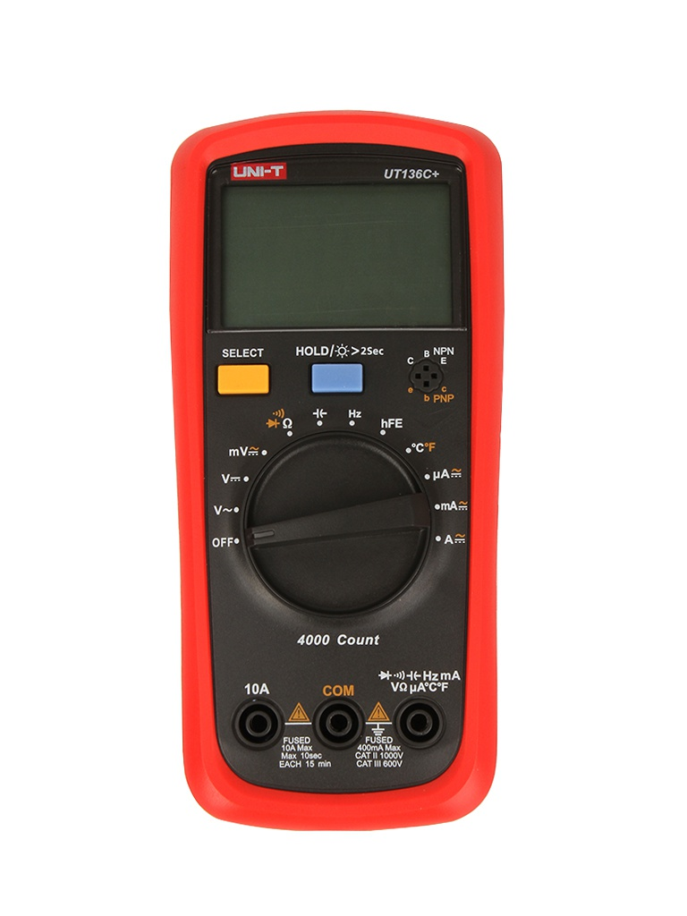 Мультиметр UNI-T UT136+ цена