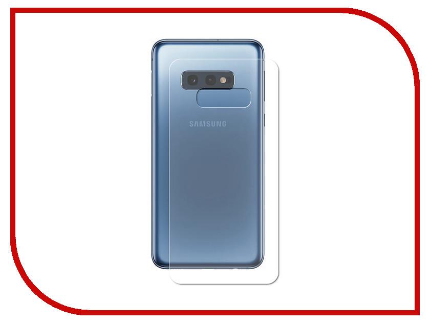 Аксессуар Защитная пленка для Samsung Galaxy S10E Red Line Back УТ000017553 аксессуар защитная пленка htc desire 820 red line