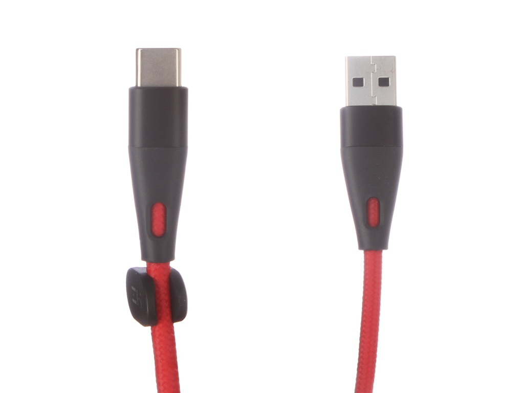 Аксессуар Xiaomi AL706 USB - Type-C ZMI 100cm Red