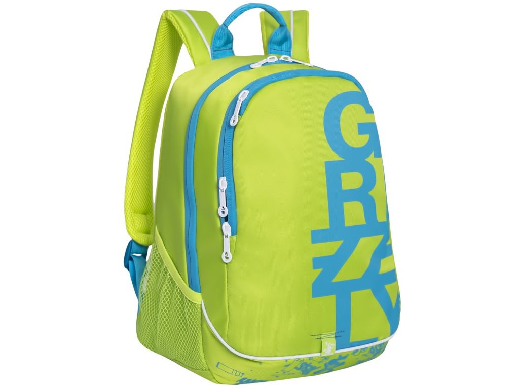 Рюкзак Grizzly RU-724-1/3 Light Green