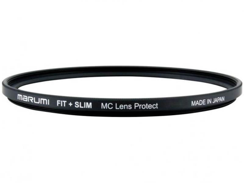 Светофильтр Marumi FIT+SLIM MC Lens Protect 72mm цена 2017