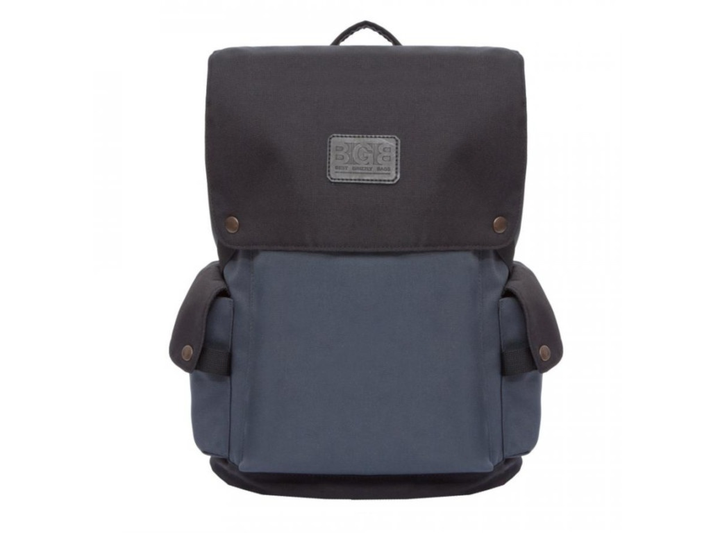 Рюкзак Grizzly RQ-904-2/1 Dark Grey
