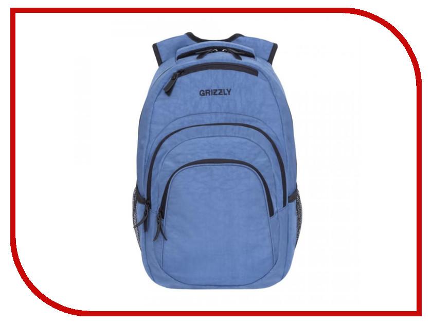 Купить Рюкзак Grizzly RQ-900-1/4 Denim