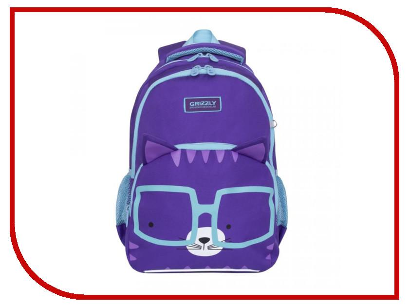 Купить Рюкзак Grizzly RG-966-2/1 Violet