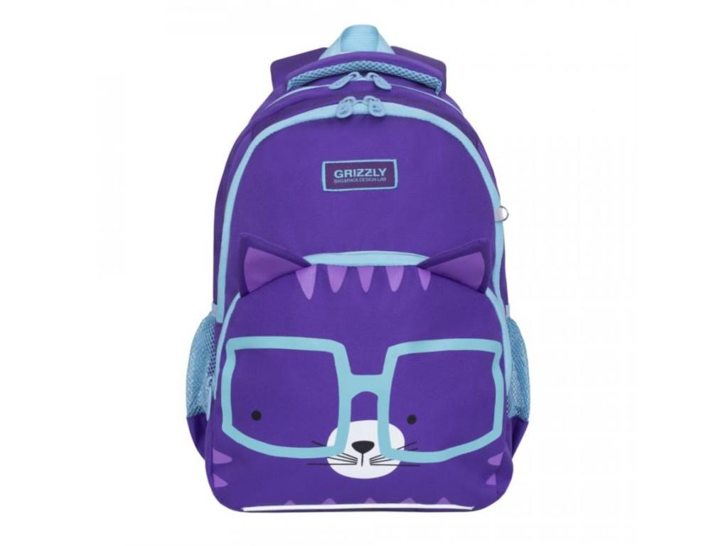 Рюкзак Grizzly RG-966-2/1 Violet