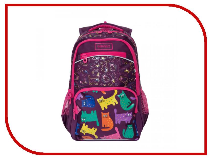 Купить Рюкзак Grizzly RG-965-1/2 Violet