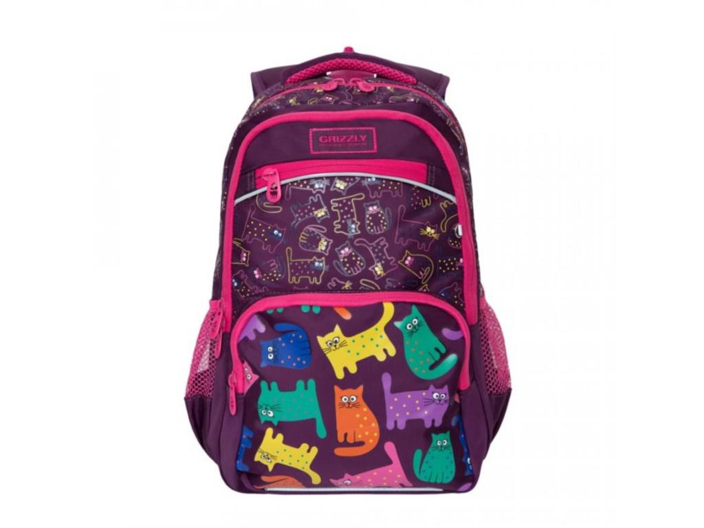 Рюкзак Grizzly RG-965-1/2 Violet