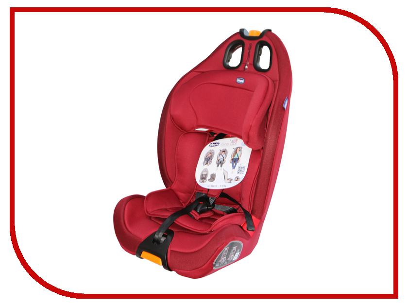 Автокресло Chicco Gro-Up 123 группа 1/2/3 Red Passion 07079583640700 коляска 2 в 1 chicco stylego up red passion