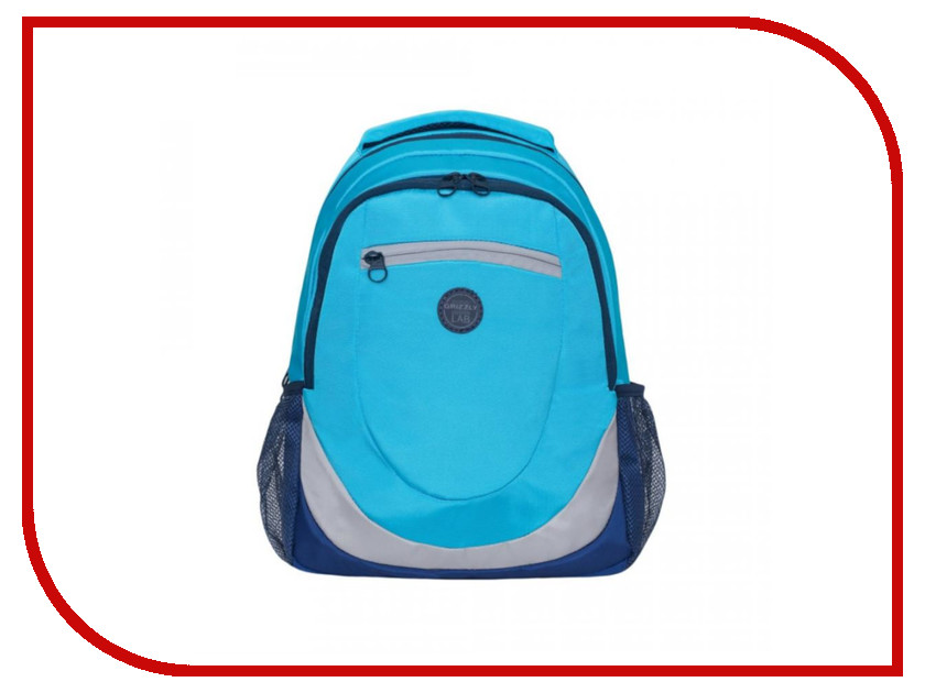 Рюкзак Grizzly RD-953-1/1 Light Blue-Blue рюкзак grizzly зигзаги rd 830 4 4 227220