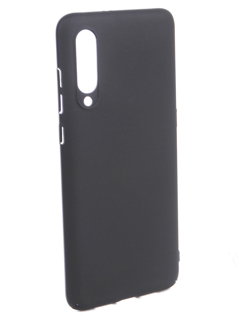 Чехол DF для Xiaomi Mi 9 Soft-Touch xiSlim-05 Black