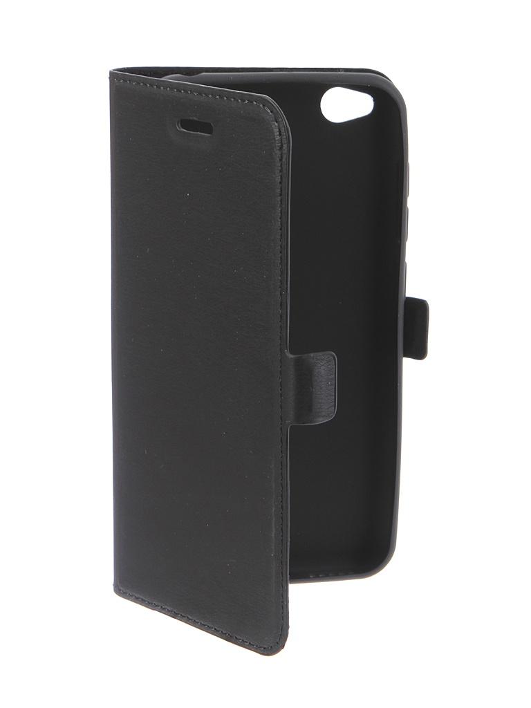 Аксессуар Чехол DF для Xiaomi Redmi Go xiFlip-40 Black