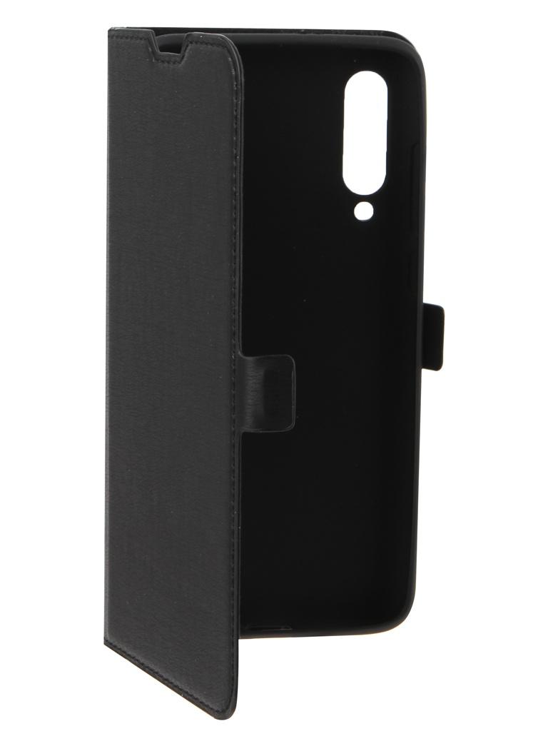 Аксессуар Чехол DF для Xiaomi Mi 9 xiFlip-39 Black чехол с флипом для xiaomi redmi 6 pro df xiflip 32