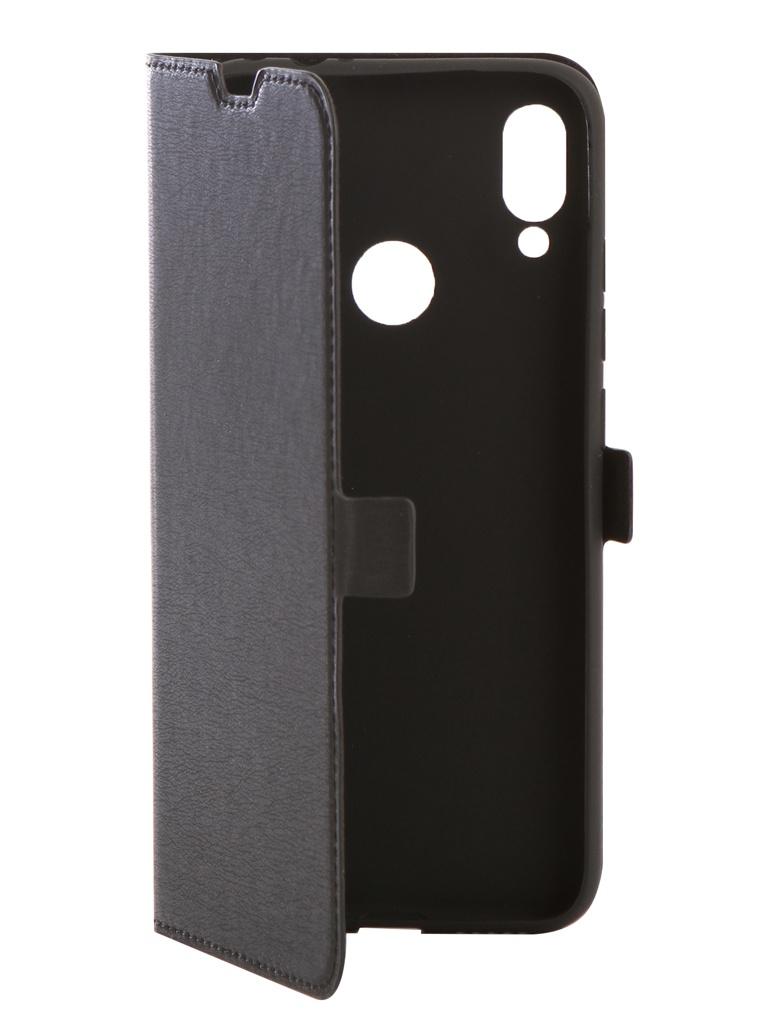 Аксессуар Чехол DF для Xiaomi Redmi Note 7 xiFlip-38 Black