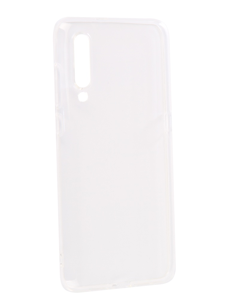 Аксессуар Чехол DF для Xiaomi Mi 9 Silicone Super Slim xiCase-43 Transparent
