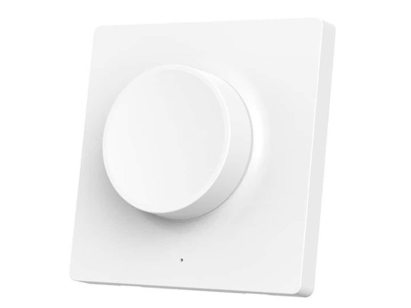 Выключатель Xiaomi Yeelight Bluetooth wall switch YLKG08YL White
