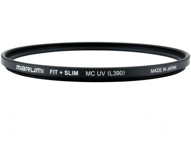 Светофильтр Marumi FIT+SLIM MC UV L390 72mm цена и фото