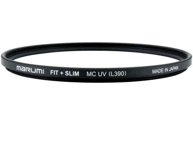 Светофильтр Marumi FIT+SLIM MC UV L390 52mm