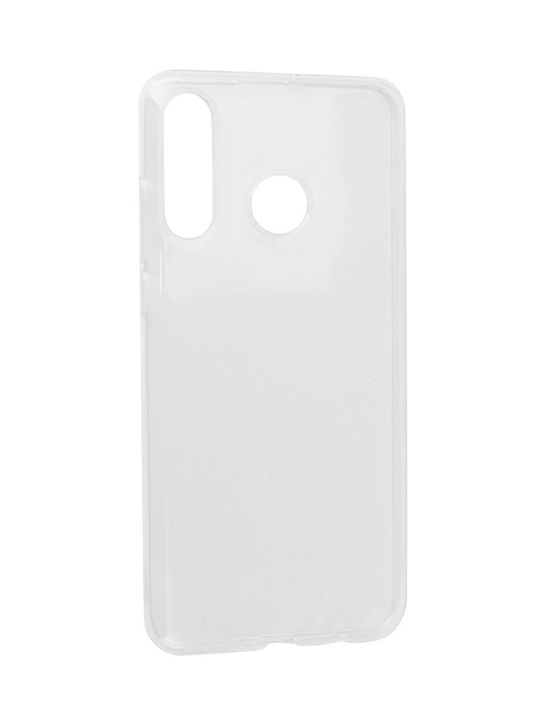 Чехол DF для Huawei P30 Lite Silicone Super Slim hwCase-75 Transparent чехол силиконовый супертонкий df hwcase 20 для huawei y560