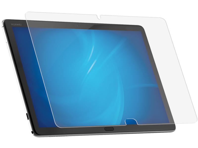 Аксессуар Закаленное стекло DF для Huawei MediaPad M5 Lite hwSteel-45