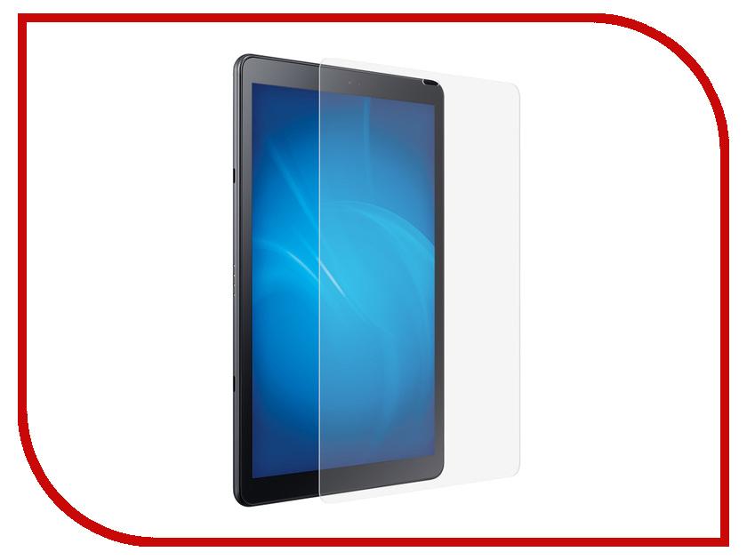 Аксессуар Закаленное стекло для Samsung Galaxy Tab A 10.5 SM-T595N DF sSteel-69 аксессуар закаленное стекло для samsung galaxy tab a 8 0 sm t385 df ssteel 63