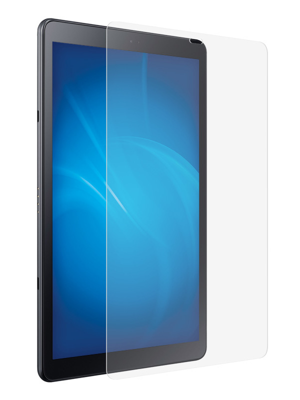 Закаленное стекло DF для Samsung Galaxy Tab A 10.5 SM-T595N sSteel-69