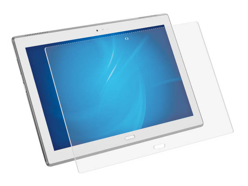 Закаленное стекло DF для Lenovo Tab 4 / Tab 4 Plus TB-X704L/F LSteel-61 iwona 24 inches