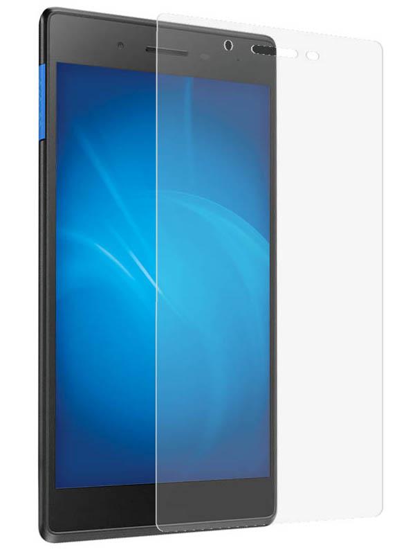 Аксессуар Закаленное стекло DF для Lenovo Tab 4 TB-7304i/X LSteel-60 цена 2017
