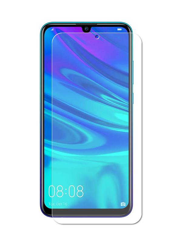 Аксессуар Защитная пленка LuxCase для Huawei Y7 2019 суперпрозрачная 56479