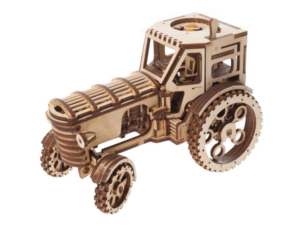 Конструктор Механический конструктор Проект 111 Трактор 11494