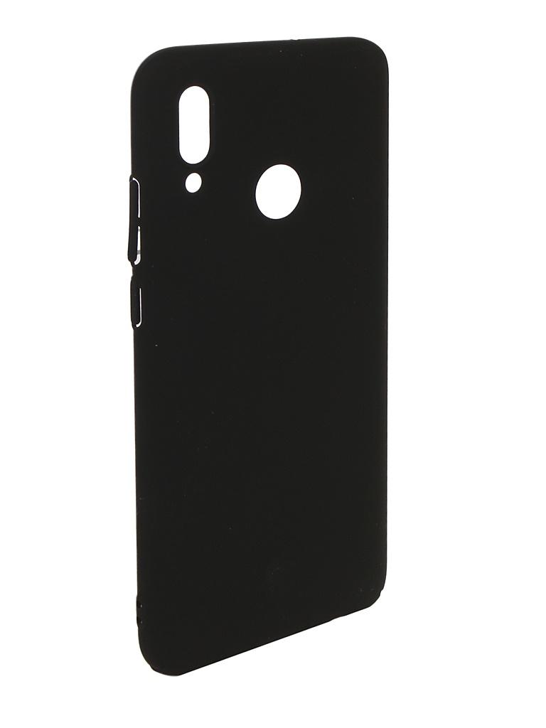 Аксессуар Чехол CaseGuru для Huawei Honor 10 Lite / P Smart 2019 Soft-Touch 0.3mm 105309