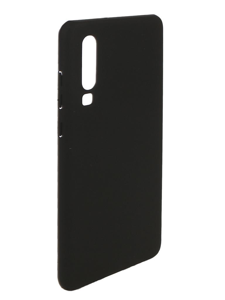 Аксессуар Чехол CaseGuru для Huawei P30 Soft-Touch 0.3mm 105305